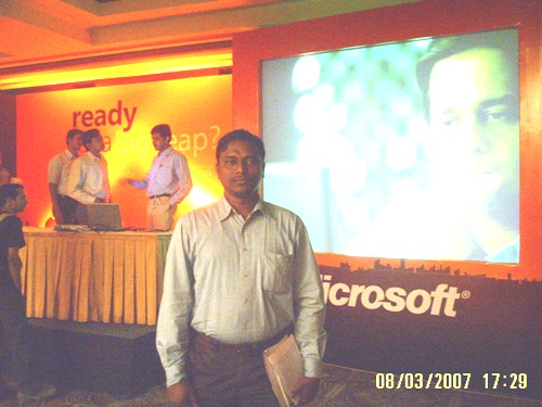 Windows Vista & Office 2007 Launch